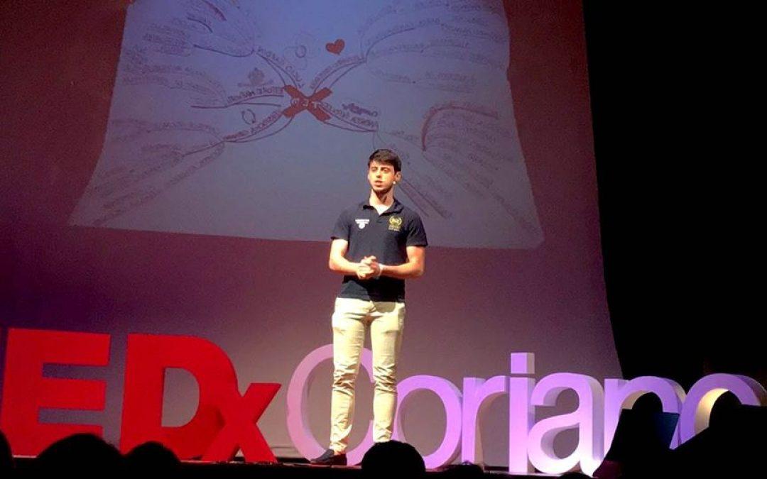 Genio in 21 Giorni al TedX