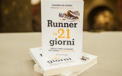 Runner in 21 giorni? Con Massimo De Donno è possibile