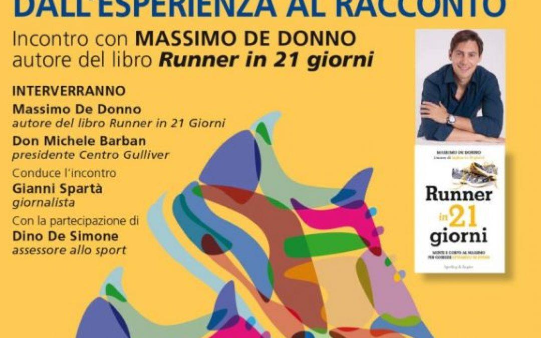 Sempione News | Dall'esperienza al racconto. Incontro con Massimo De Donno