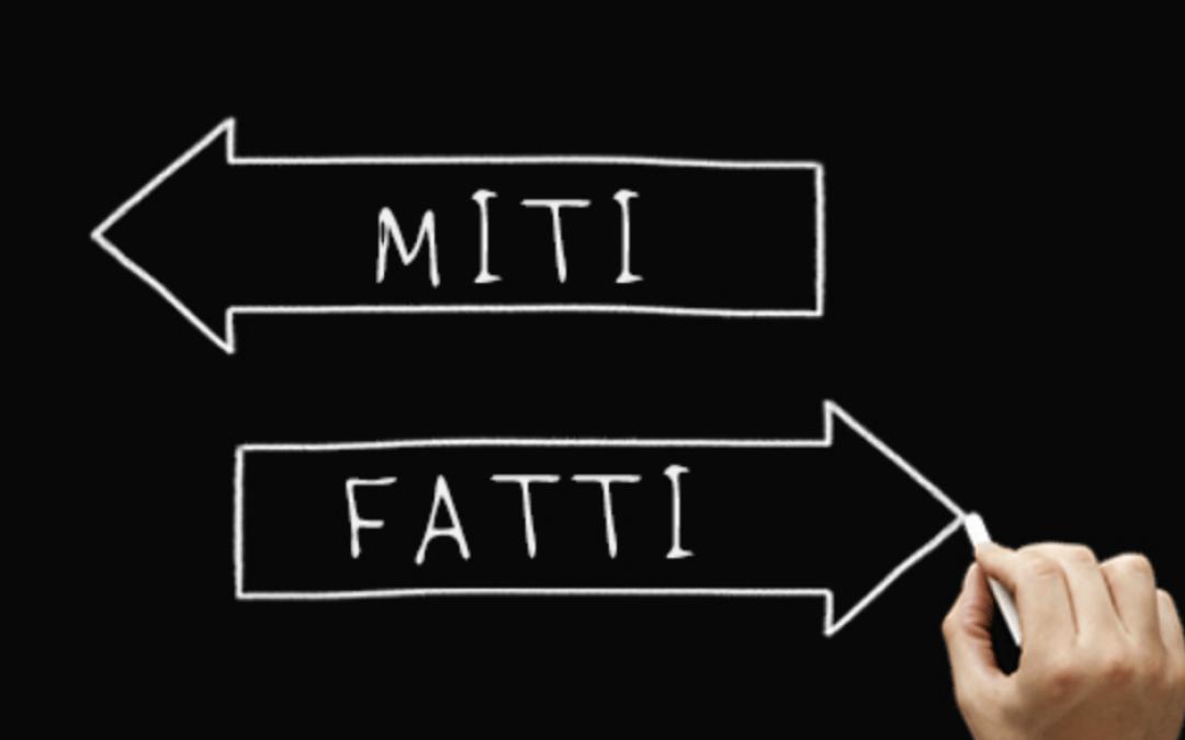 Scopri i 5 miti sullo studio che stanno rovinando la tua media e la tua carriera universitaria