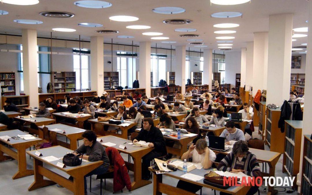 Ecco perché studiare in biblioteca non ti aiuterà a prendere 30 e lode