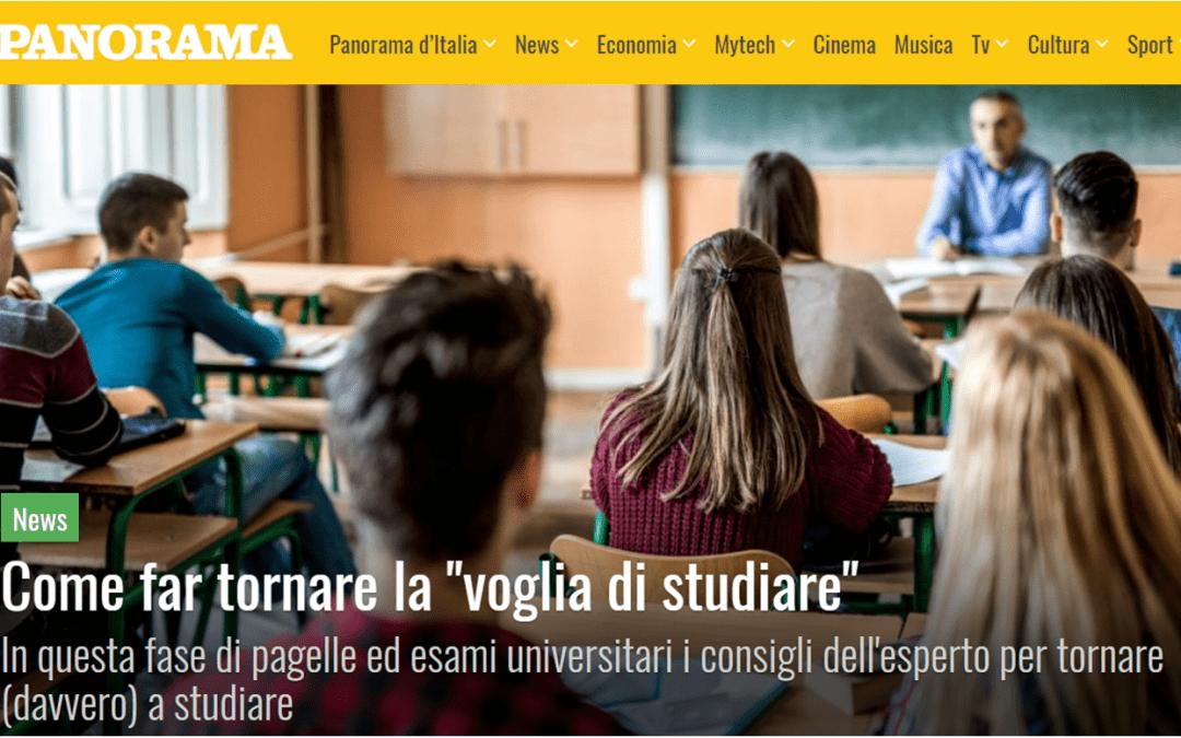 Panorama | Come far tornare la voglia di studiare. Intervista a Massimo De Donno