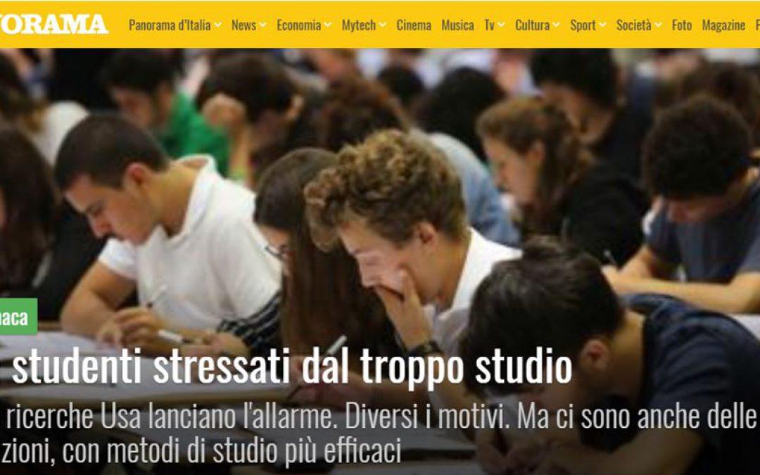 Panorama | Gli studenti stressati per il troppo studio