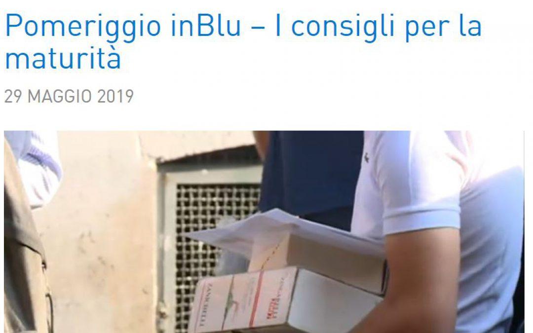 Inblu Radio | Consigli per gli studenti da Massimo De Donno