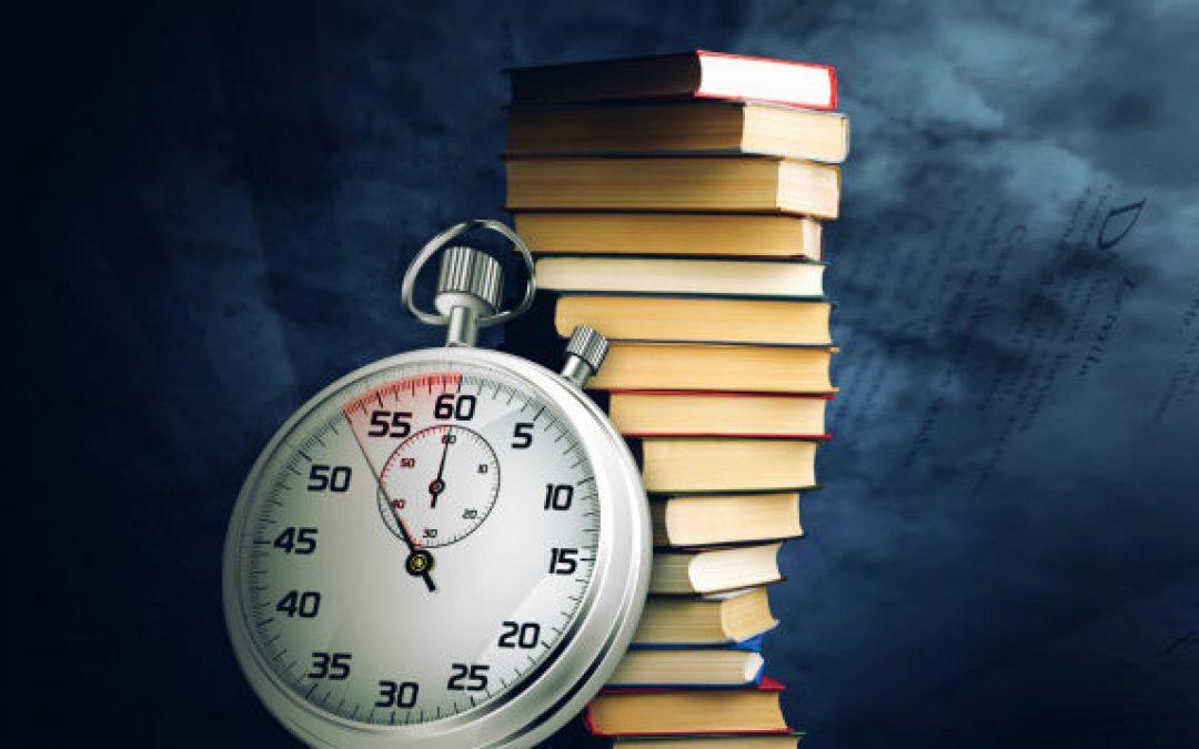 Come studiare 50 pagine in un giorno anche se pensi che sia impossibile