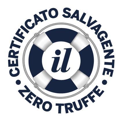 certificato zero truffe salvagentegenio21giorni