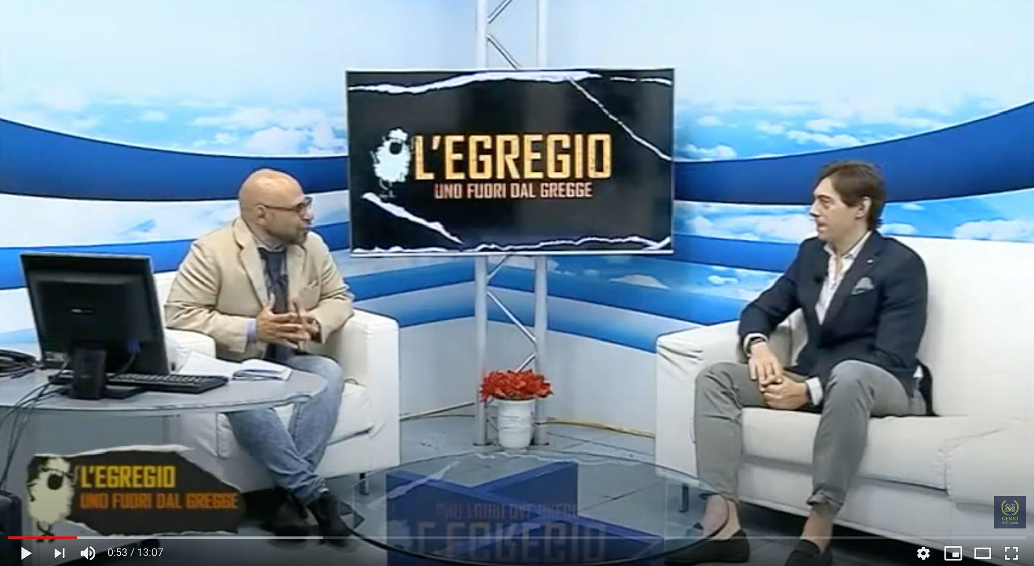 egregio intervista Massimo De Donno