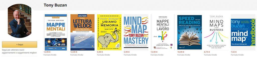 mappe mentali libri