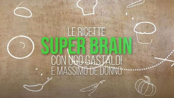 Superbrain ricette Ugo Gastaldi
