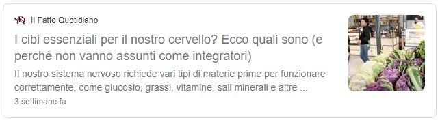 Superbrain Fattoquotidiano Massimo De Donno