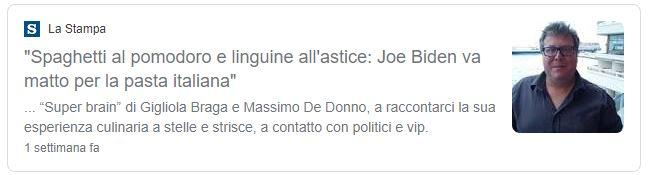 Superbrain La Stampa Massimo De Donno