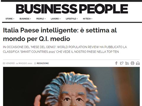 Business People su Genio