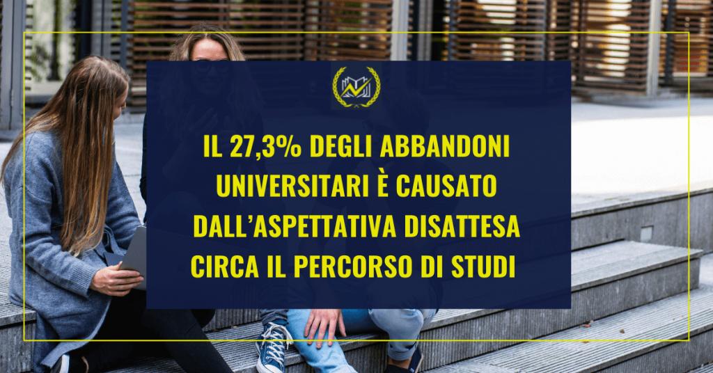 Piano d'azione contro l'abbandono universitario Genio in 21 giorni